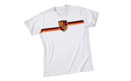 Porsche Crest Fan T-Shirt