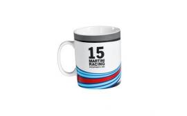 Porsche Martini Racing Mug