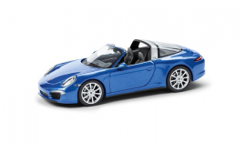 Porsche Model Car 911 Targa (991) 1:43