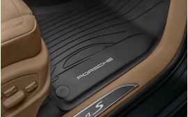 Porsche Macan All-Weather Floor Mats