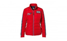 Porsche Martini Racing Quilted Jacket for Women