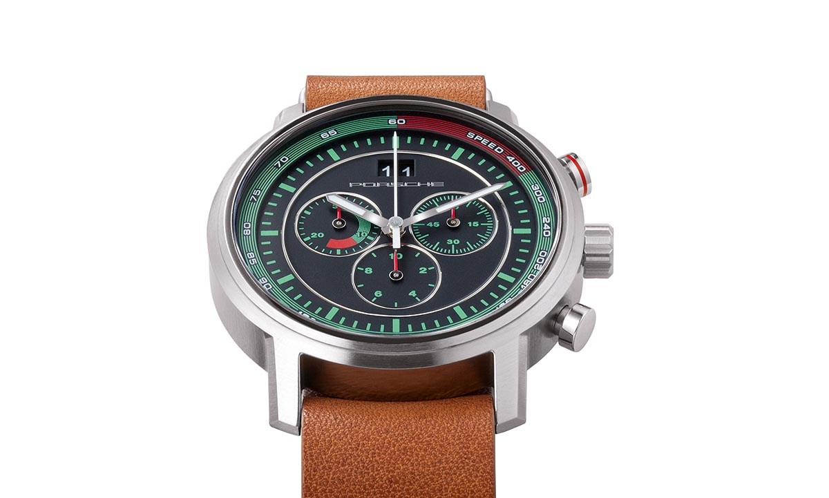 Porsche Classic Chronograph Watch - Limited Edition