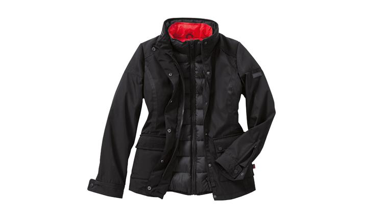 Porsche 2 In 1 Ladies Jacket