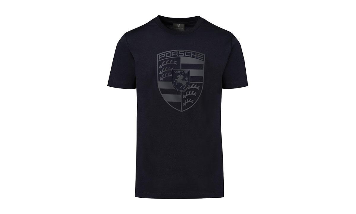 Porsche Men S Crest T Shirt