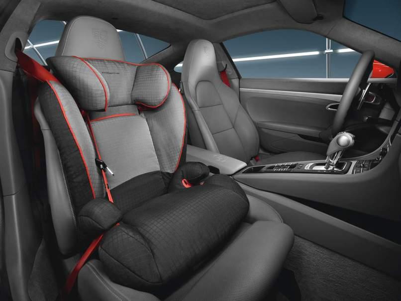 Porsche Car Seat Junior Plus