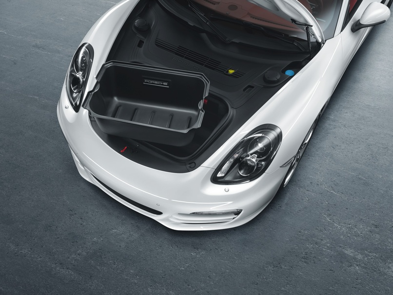 Porsche Boxster Cayman Front Luggage Compartment Liner