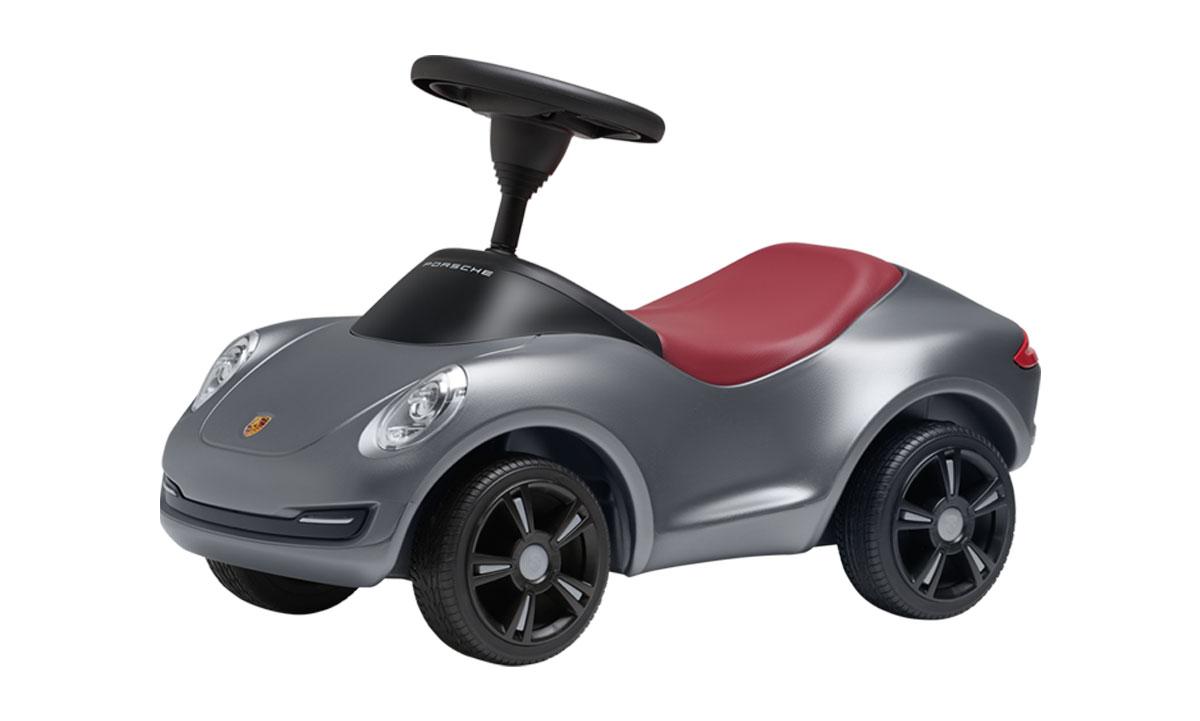 Silver Grey Baby Porsche 4s