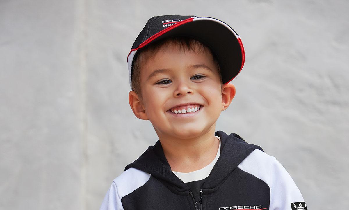 d6757a102 Porsche Motorsport Kid's Hat