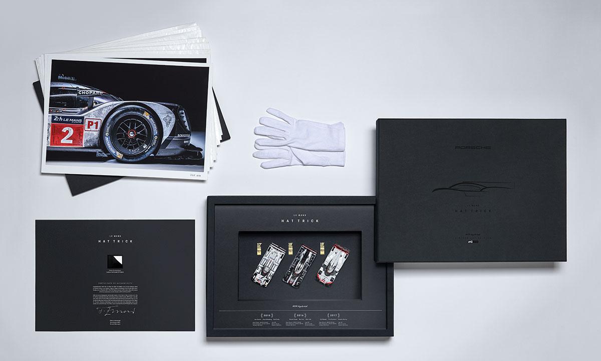 Porsche 919 Tribute Artwork