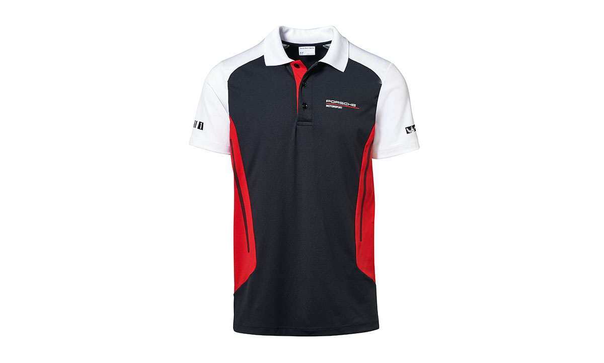 Porsche Motorsport Men S Polo Shirt