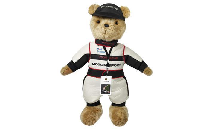 2ba12252d Porsche Motorsport bear. Zoom