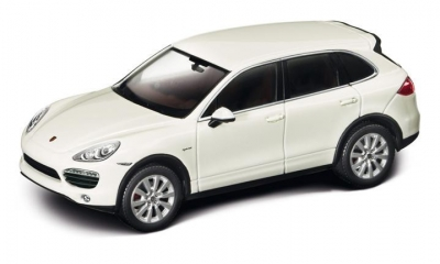 Porsche Model Car Cayenne S Hybrid