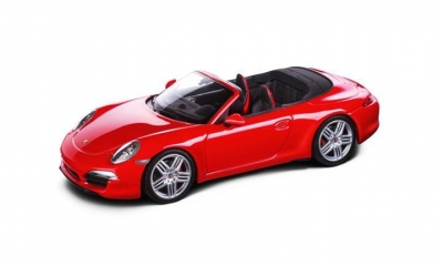 Porsche MODEL CAR 991 CARRERA CABRIOLET 1:43