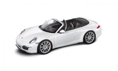 Porsche Model Car 991 Carrera S Cabriolet