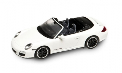 Porsche Model Car 911 Carrera GTS Cabriolet