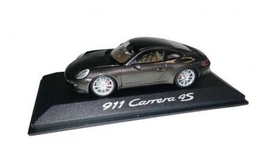 Porsche MODEL CAR CARRERA 4S 911 1:43