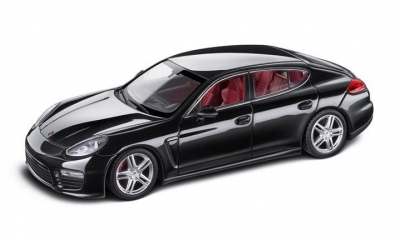 Porsche Model Car Panamera Turbo 2nd Generation