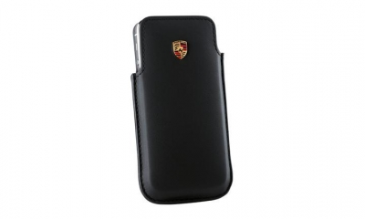 Porsche Iphone Cover: Black 5/5S/5C