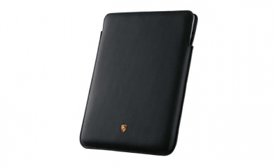 Porsche Ipad Case, Black