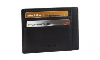 Porsche Crest Credit Card Case