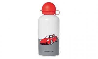 Porsche Motorsport Bear Water Bottle