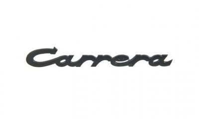 Porsche Emblem Carrera