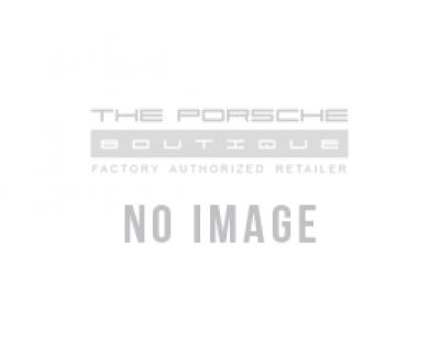 Porsche Floor Mat Velour Black Left-Hand Drive