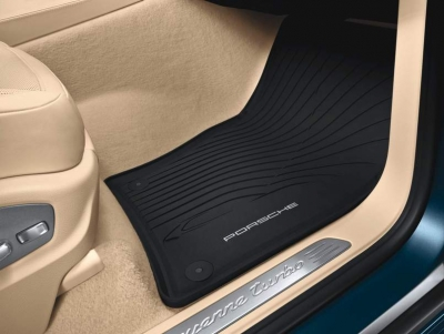 Porsche Cayenne All-Weather Floor Mat (4-Zone AC Control)