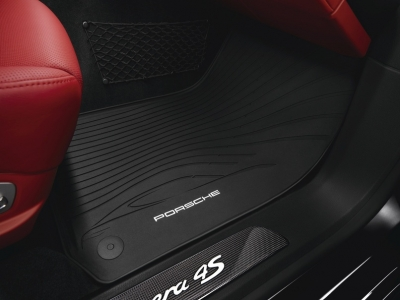 Porsche Panamera All-Weather Floor Mats