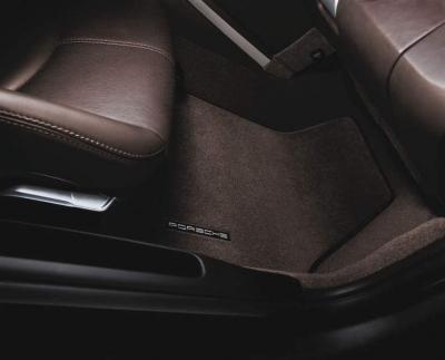 Porsche Carpeted Floor Mats (Set of 4)
