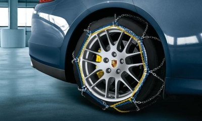 Porsche Snow Chains