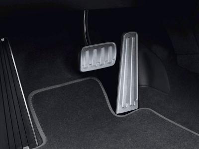Porsche PDK Aluminium Foot Pedals