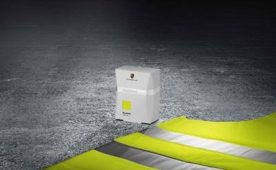 Porsche High-visibility Jacket