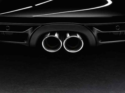 Porsche Boxster/Cayman Sport Tailpipes