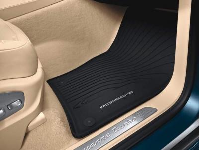 Porsche Cayenne All-Weather Floor Mats