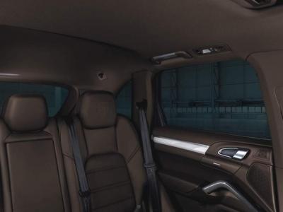 Porsche Sun Visor/blind