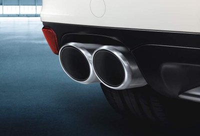 Porsche Sport Exhaust System