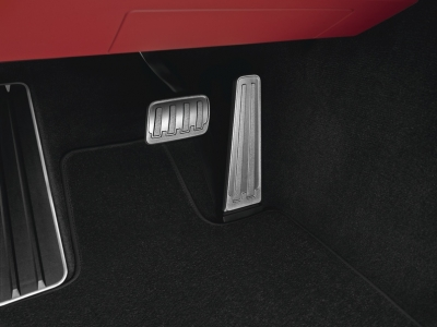 Porsche Aluminium Pedals