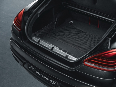 Porsche Luggage Net