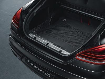Porsche Luggage Net