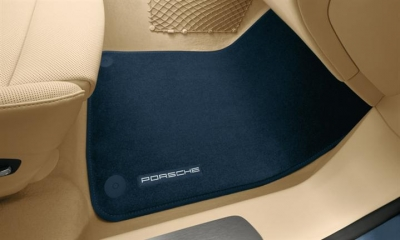 Porsche Panamera Carpeted Floor Mats