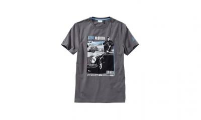 Porsche Steve McQueen T-Shirt Ed. 2