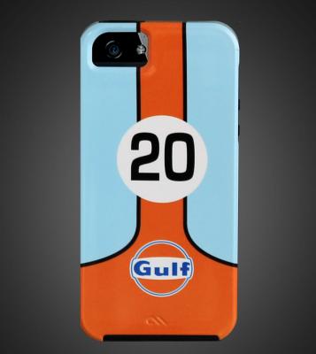 Porsche Gulf Racing Bumper Case iPhone 5, 6, and 6+
