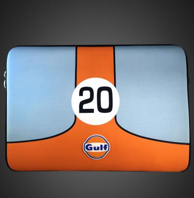 Porsche Gulf Racing Laptop Sleeve
