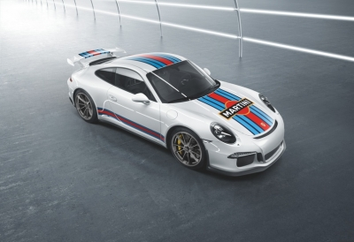 Porsche Martini Racing Decal