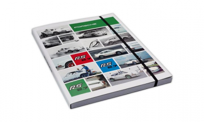 Porsche Carrera RS 2.7 Notebook