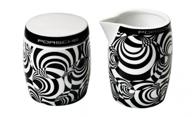 Porsche Prototype Milk and Sugar Set