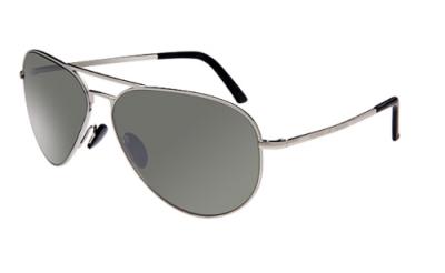 Porsche Design Classic Aviator Sunglasses-Titanium