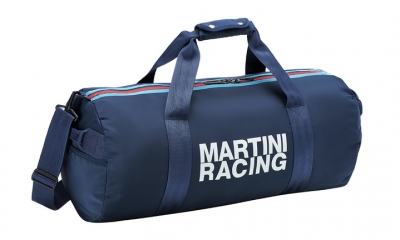 Porsche Martini Racing Duffel Bag