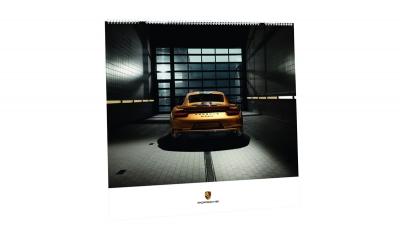 Porsche 2018 Calendar